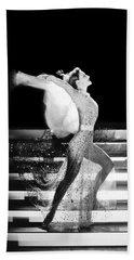 Actress Joan Crawford Beach Towel