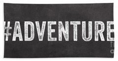 Adventure  Beach Towel