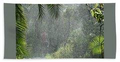 African Rain Beach Sheet