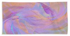 Agave Dance Beach Towel by Stephanie Grant
