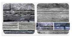 Beach Sheet featuring the photograph Ageing Part One by Sir Josef - Social Critic - ART