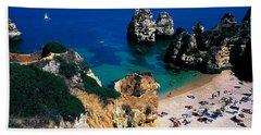 Algarve Portugal Beach Towel