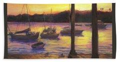 Algarve Sunset Beach Sheet