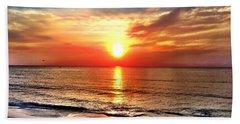Alignment Beach Towel by Carlos Avila