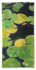 Alluring Beach Towel by Phil Chadwick