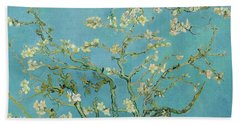 Almond Blossom Beach Towel