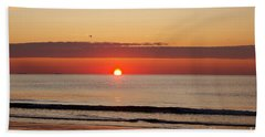 Almost Up Beach Towel