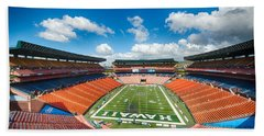 Aloha Stadium Beach Towel