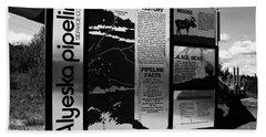 Alyeska Pipeline Beach Sheet