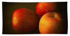 Ambrosia Apples Beach Towel