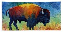American Buffalo II Beach Sheet