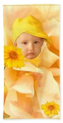An Image Of A Photograph Of Your Child. - 09 Beach Towel