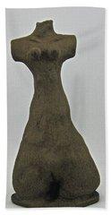 Ancient Goddess Beach Sheet by Mario Perron