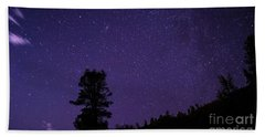 Andromeda Rising Beach Towel
