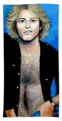 Andy Gibb An Everlasting Love  Beach Towel