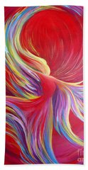 Angel Dance Beach Towel