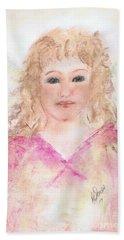 Angel Melissa Beach Sheet