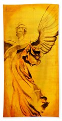 Angel Of The Horizon II Beach Towel