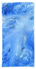 Angels In The Sky Iv Beach Towel
