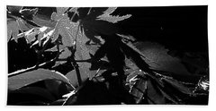 Beach Towel featuring the photograph Angels Or Dragons B/w by Martin Howard