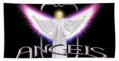 Angels Beach Towel