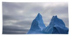 Antarctic Iceberg 2 Beach Towel