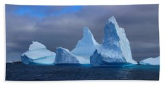 Antarctic Iceberg 3 Beach Towel