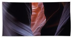 Antelope Canyon 5 Beach Towel