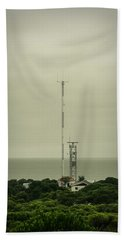 Antenna Beach Towel