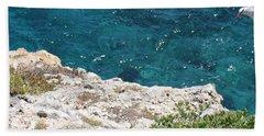 Antigua - Flight Beach Towel by HEVi FineArt