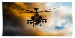 Apache Hunter  Beach Towel