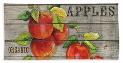 Apples-jp2674 Beach Towel