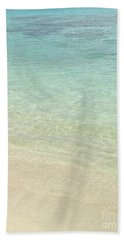 Aqua Blue Waters Beach Sheet