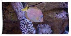 Aquarium Impression Beach Towel