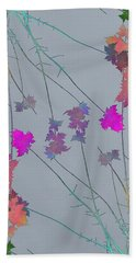 Arbor Autumn Harmony 1 Beach Towel by Tim Allen