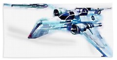 Arc-170 Starfighter Beach Towel