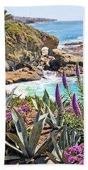 Arch Rock Laguna Beach Sheet