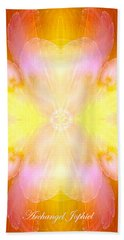 Archangel Jophiel Beach Sheet