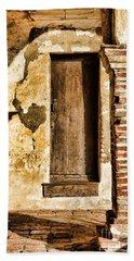 Arched Shadow By Diana Sainz Beach Sheet