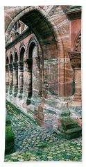 Arches And Cobblestone Beach Sheet
