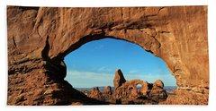 Arches National Park 61 Beach Sheet