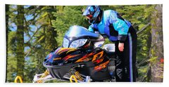 Arctic Cat Snowmobile Beach Sheet
