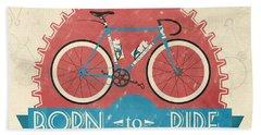 Bicycle Beach Towels
