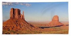 Arizona Monument Valley Beach Towel