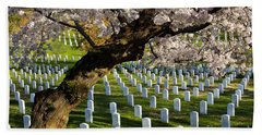 Arlington National Cemetary Beach Towel