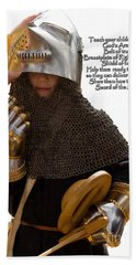 Armor Of God Beach Sheet