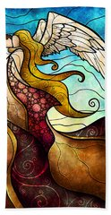 Arms Of The Angel Beach Towel