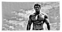 Arnold Schwarzenegger Beach Towel