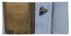 Arrowhead Doorbell Moth Beach Sheet