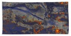 Art Of Ice 5 Beach Towel